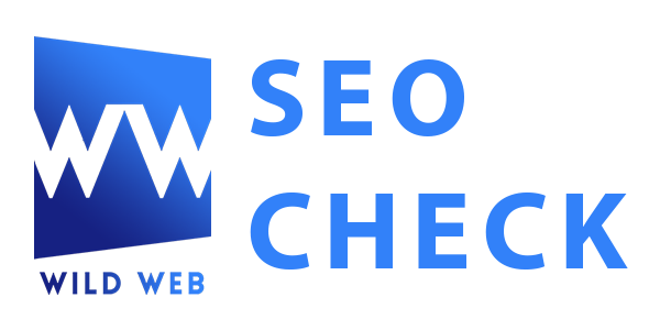 Wild Web SEO Checker